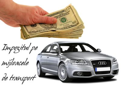 Impozitul pentru mijloacele de transport