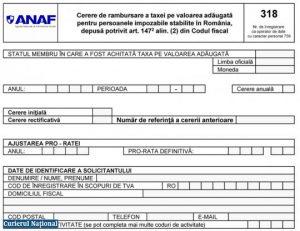 formular 318